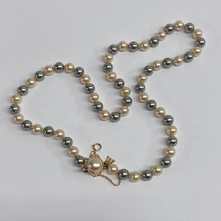 Majorica Necklace