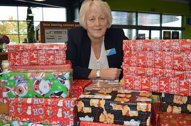 Jean bids to beat Christmas record