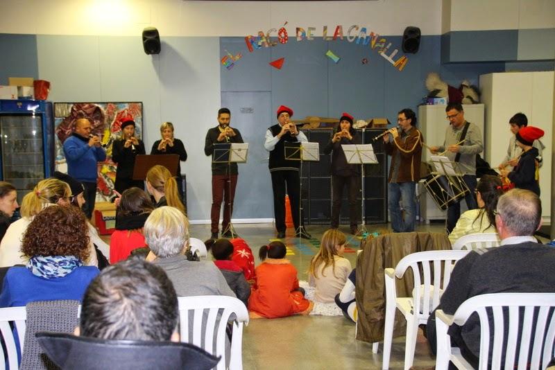 Nadales i Tronc de nadal al local  20-12-14 - IMG_7794.JPG