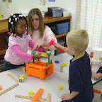 Quality is: establishing cooperative play experiences that are child initiated, child directed, and teacher supported.