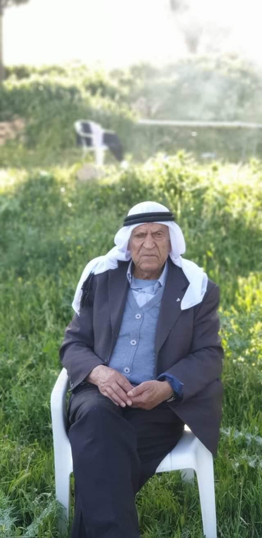 """خبر وفاة الحاج """"مصطفى محمد زايد الكسواني"""""""