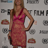 OIC - ENTSIMAGES.COM - Kiri Bloore at the  My Hero Film Premiere at Raindance Film Festival London 25th September 2015 Photo Mobis Photos/OIC 0203 174 1069