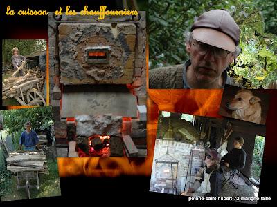 cuisson au bois