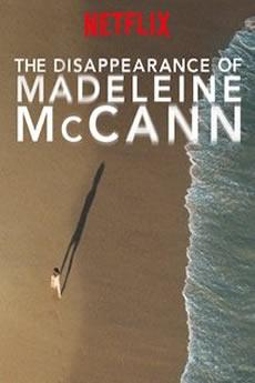 Capa O Desaparecimento de Madeleine McCann 1ª Temporada Torrent