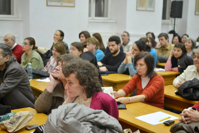 Seara cultural duhorvniceasca la FTOUB 239