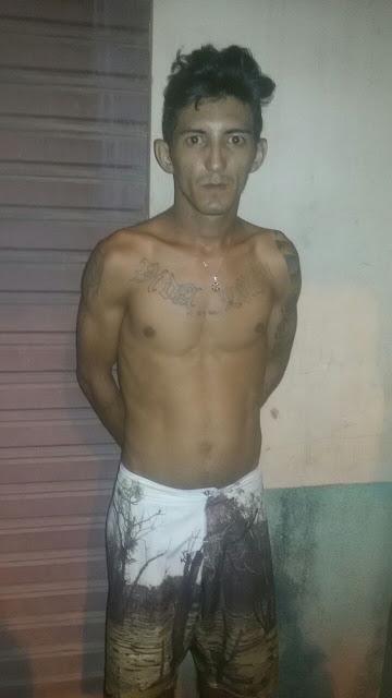 Na madrugada fugitivo de Cucurunã é recapturado pela PM em Santarém