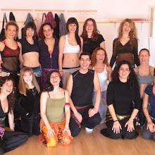 Master Class y Fiesta de Danza Oriental Feb.10