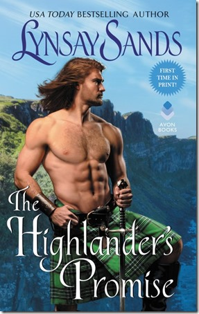 Review: The Highlander's Promise (Highlanders #6) by Lynsay Sands | About That Story