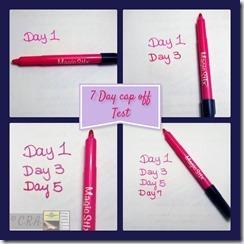 7 day marker test