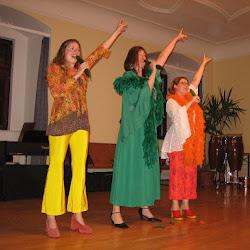 Singwoche 2009 - Bunter Abend