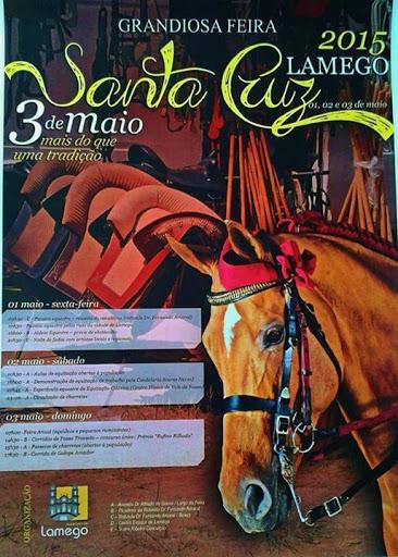 Programa – Feira de Santa Cruz – 3 de Maio de 2015 – Lamego