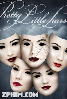 Những Thiên Thần Nói Dối 5 - Pretty Little Liars Season 5 (2014) Poster