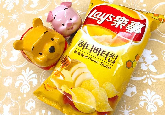 9 樂事 Lay's 蜂蜜奶油洋芋片