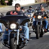 """Road Dawgs Motorcycle Club Benefit Ride for Cpt Delmar """"Del"""" Teagan"""