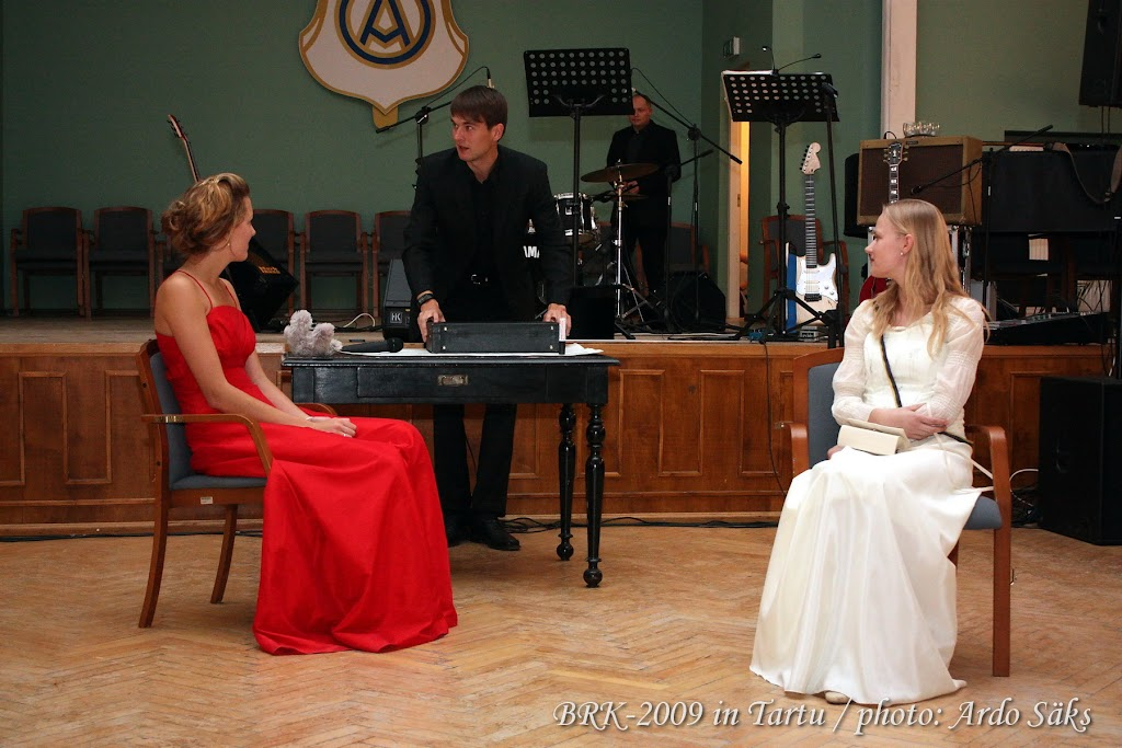 46. Balti Rahvaste Kommers / 46-th Commers of Baltic Fraternities - BRK2009_t098.JPG