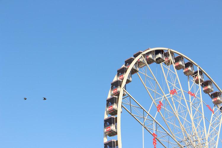 Ferris Wheel, Brussels