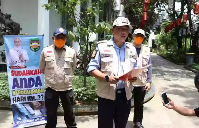 Dinas Penanggulangan Bencana (DPKPB) Purwakarta Monitor Daerah Rawan Krisis Air Bersih