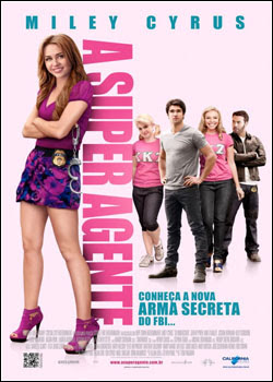 A Super Agente (Legendade) BDRip RMVB