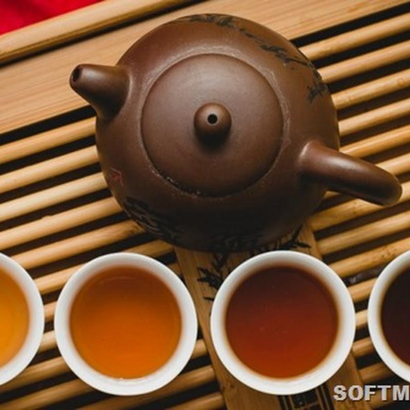 Какой чай пьют в разных странах