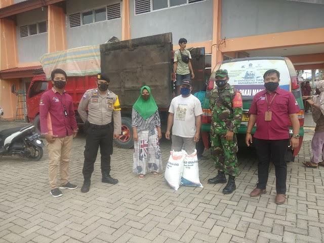 5.149 KK di Kotabaru Terima Bantuan PKH Kemensos
