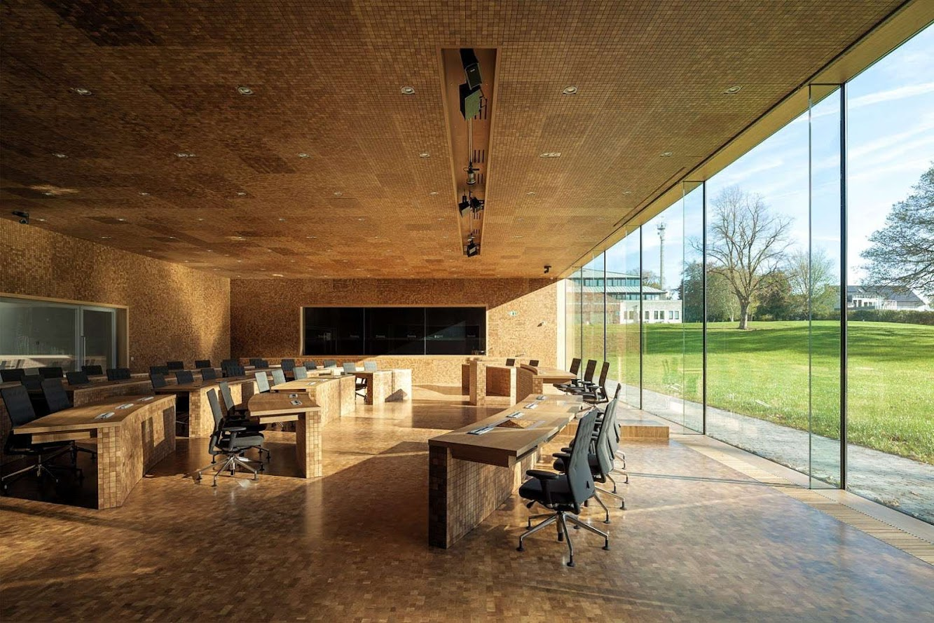 Parliament of the German Speaking Community by Atelier