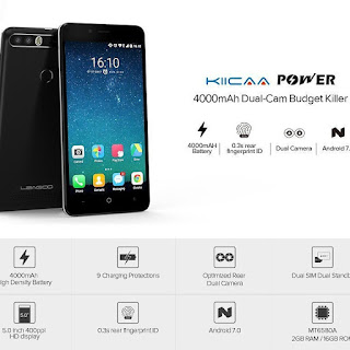 Leagoo power KIICAA 3g