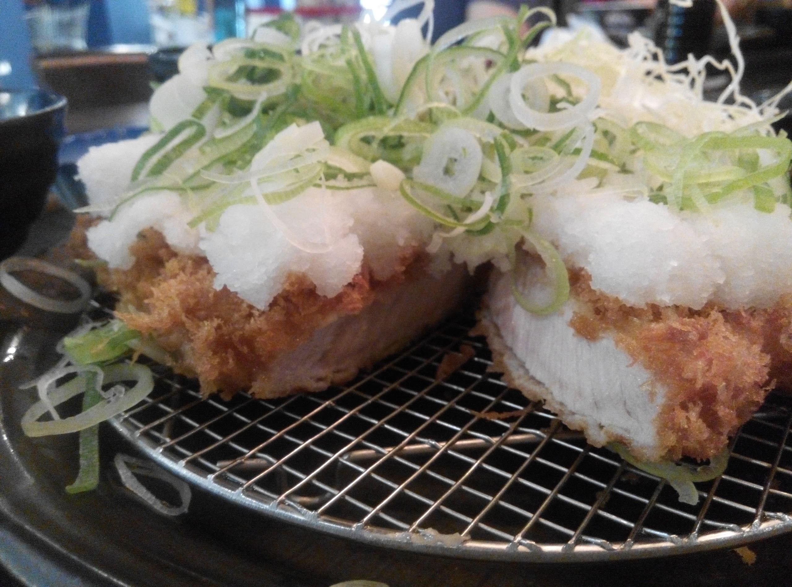 Queenie foodie chamber tonkatsu by ma mai son publika for Cuisine qweenie