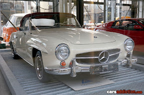 1963 Mercedes-Benz 190 SL Convertible