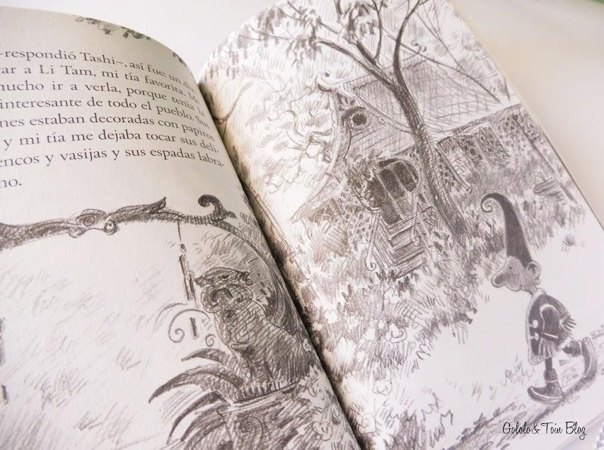 Tashi y los fantasmas Barco de Vapor primeros lectores