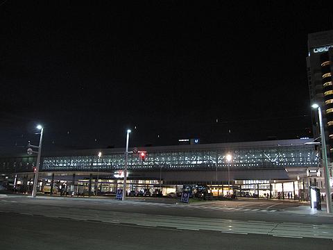 富山駅 新駅舎
