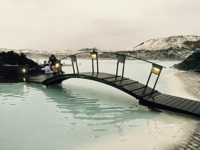 The Blue Lagoon, photo by modern bric a brac