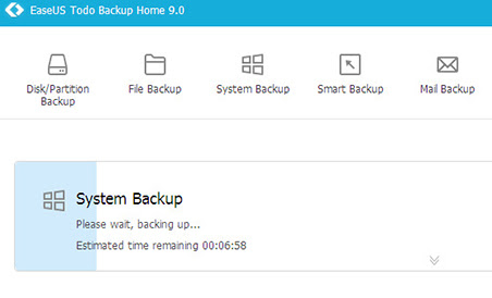 EaseUS Todo Backup Home 16 EaseUS Todo Backup   Review