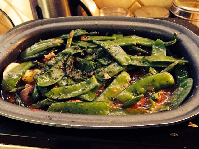 ... Homemade Recipes: Fay's Greek pork with Green Beans and potato stew