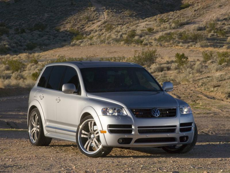 2004 Volkswagen Touareg Diesel Specifications Pictures Prices