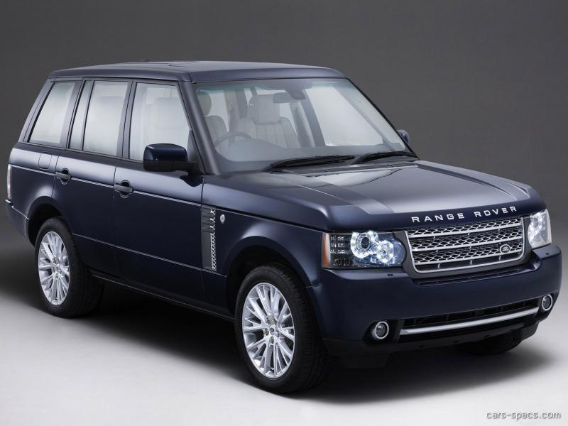2012 land rover range rover suv specifications pictures. Black Bedroom Furniture Sets. Home Design Ideas