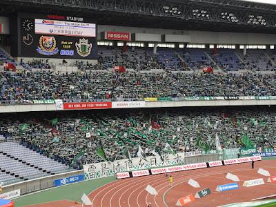 松本山雅FCサポーター