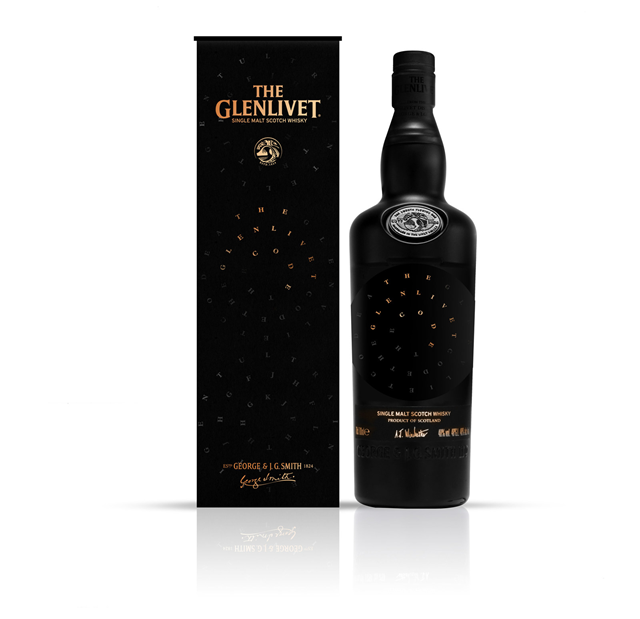 The Glenlivet® Launches New Mystery Limited-Edition Single Malt Scotch Whisky, The Glenlivet Code