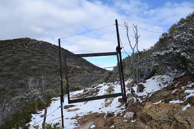 gate on the PCT