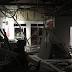 Agência bancária é atacada, e caixas eletrônicos explodidos...