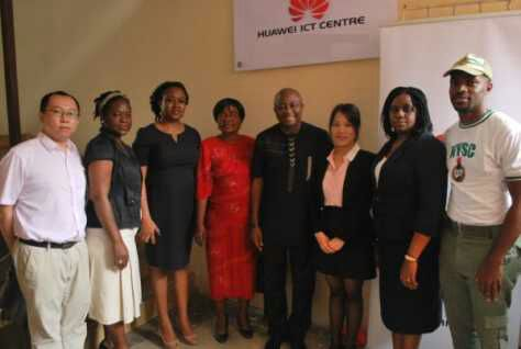 Huawei Has Just Launched An ICT Center In Lagos