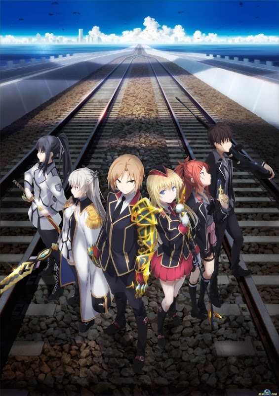 Qualidea Code anime
