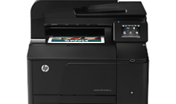 Ways to get HP LaserJet Pro 200 Color MFP M276nw printing device driver