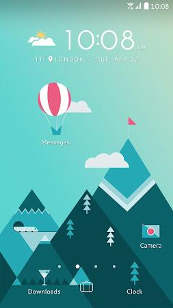 Sense Home Launcher-News,Theme 8.13.781902 screenshot 622973