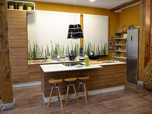 Cocina pintada Pinturfama