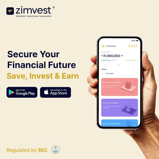 Download Zimvest App