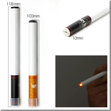 e tabacco long 2 thumb%255B2%255D - 【スターター/スティックタイプ】VAPE STEEZ オリジナル使い捨て電子タバコレビュー!【電子タバコ/VAPE】