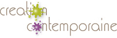 logo CREATION CONTEMPORAINE concept 02