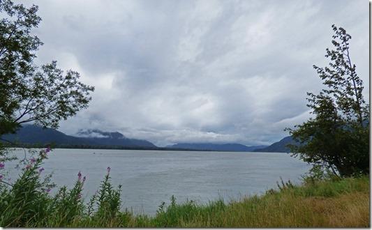 South of Alaska Chilkat Bald Eagle Preserve