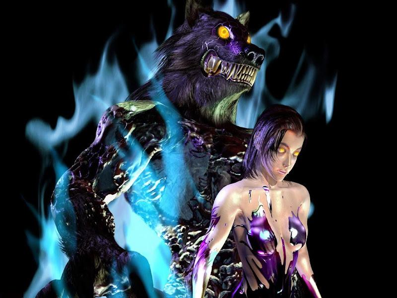 Demon Fantasy Girl, Demonesses