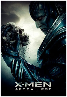 Torrent - X Men Apocalipse (2016) HDRip 720p Dual Áudio